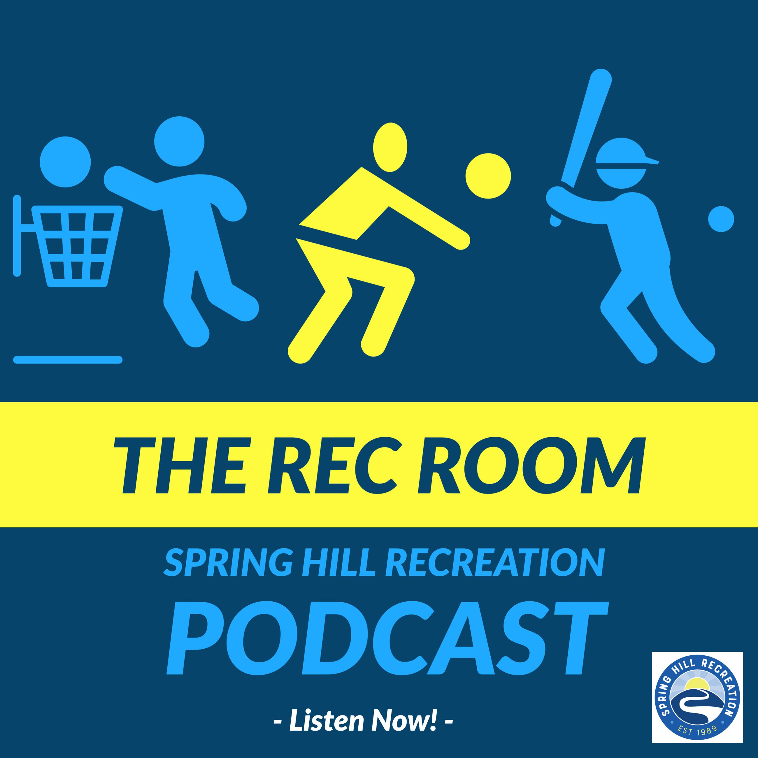 The Rec Room_cover art